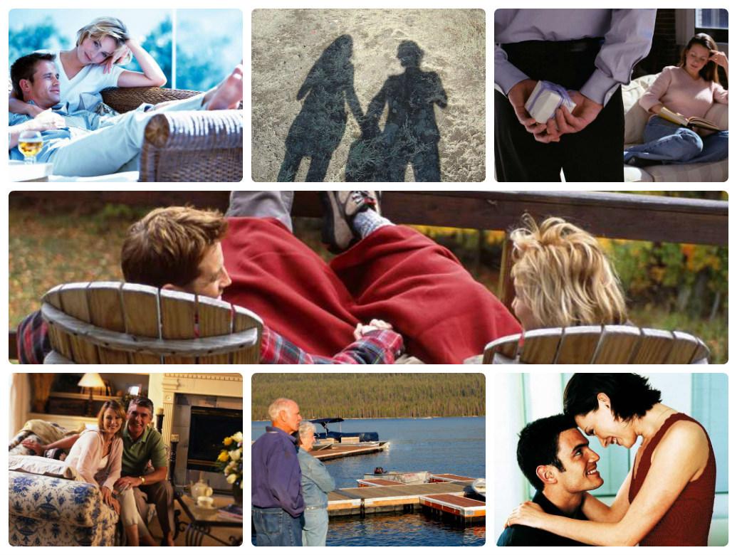 Мифы семейной жизни
